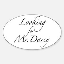 Looking for Mr. Darcy Decal