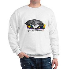 Quilting Partner Sweatshirt