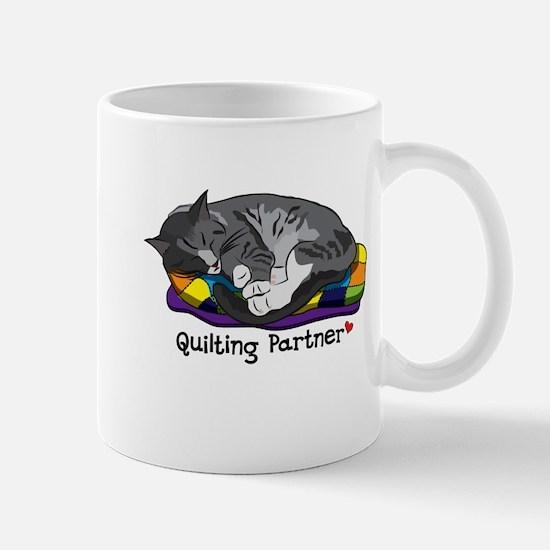 Quilting Partner Mug
