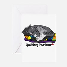 Quilting Partner Greeting Cards (Pk of 10)