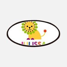 Julissa the Lion Patches