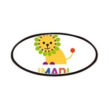 Imani the Lion Patches