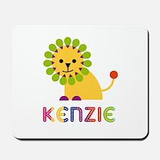 Kenzie the Lion Mousepad
