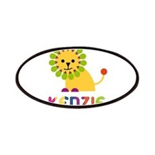 Kenzie the Lion Patches