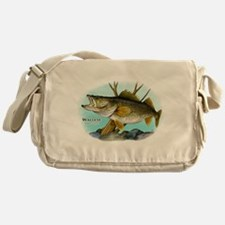 Walleye Messenger Bag