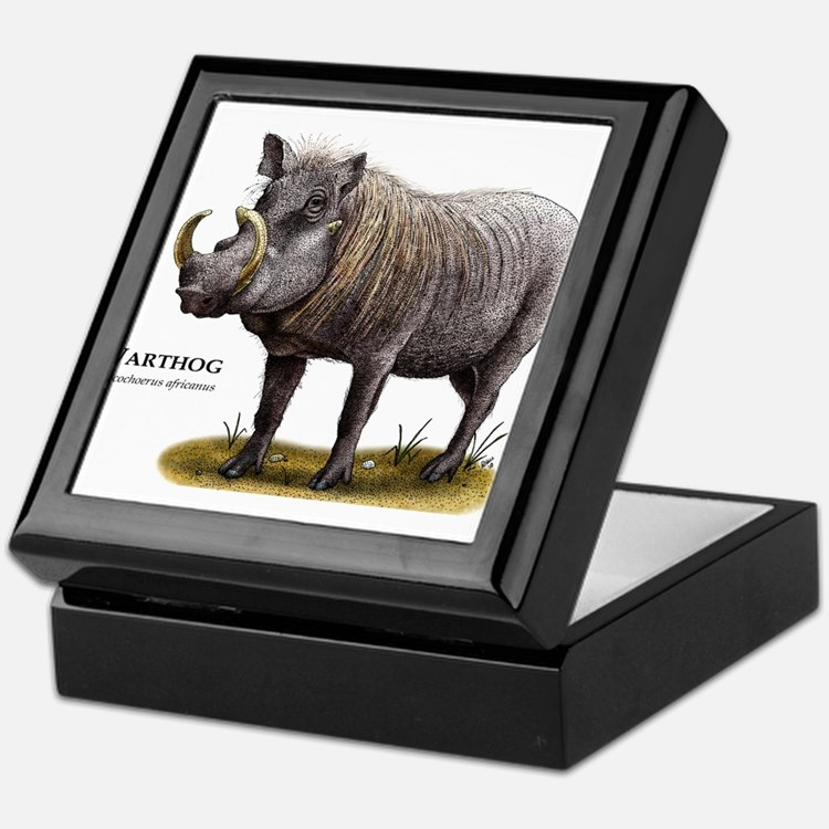 Warthog Keepsake Box