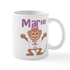 Little Monkey Marie Mug