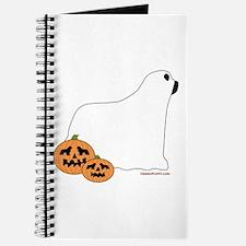 Spooky Newfie Journal