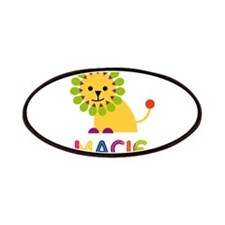 Macie the Lion Patches