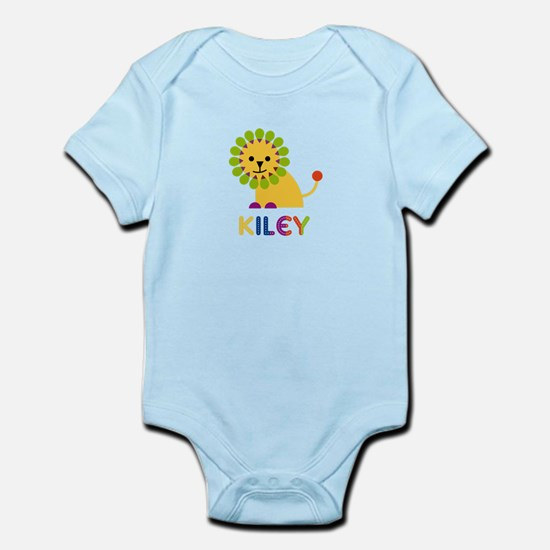 Kiley the Lion Infant Bodysuit