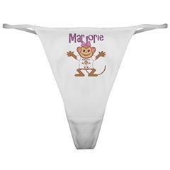 Little Monkey Marjorie Classic Thong