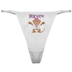 Little Monkey Marjorie Classic Thong