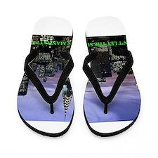 Manhattan Flip Flops