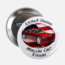 Dodge Charger SRT8 2.25 Inch Button (10 pack)