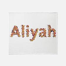 Aliyah Fiesta Throw Blanket