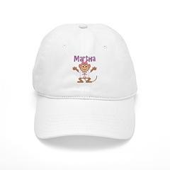 Little Monkey Martha Baseball Cap