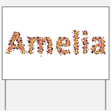 Amelia Fiesta Yard Sign