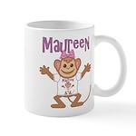 Little Monkey Maureen Mug