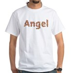 Angel Fiesta White T-Shirt
