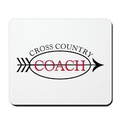 Cross Country Coach Mousepad
