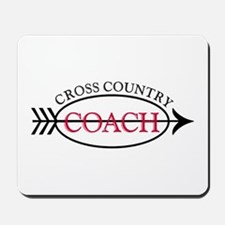 Cross Country Coach Mousepad