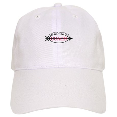 Cross Country Coach Cap