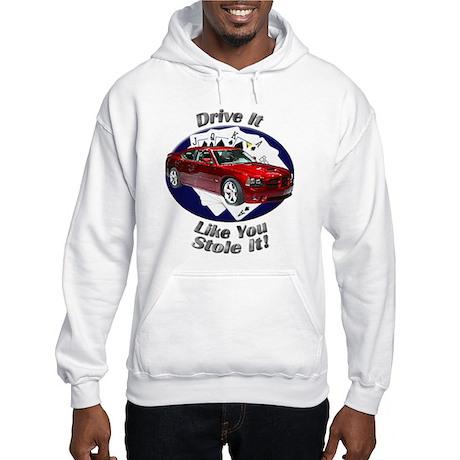 Dodge Charger SRT8 Hooded Sweatshirt