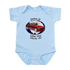 Dodge Charger SRT8 Infant Bodysuit