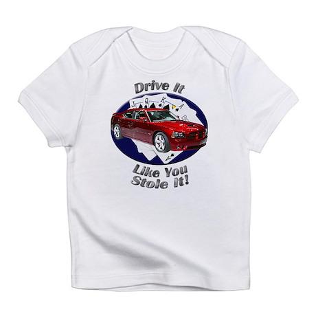 Dodge Charger SRT8 Infant T-Shirt