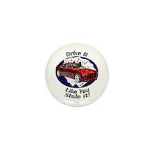 Dodge Charger SRT8 Mini Button (100 pack)