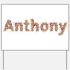 Anthony Fiesta Yard Sign