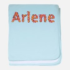 Arlene Fiesta baby blanket