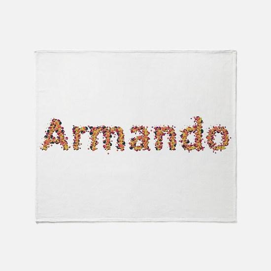 Armando Fiesta Throw Blanket