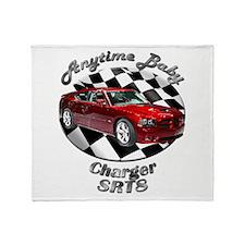 Dodge Charger SRT8 Throw Blanket