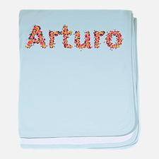 Arturo Fiesta baby blanket