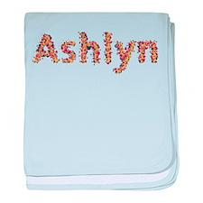 Ashlyn Fiesta baby blanket