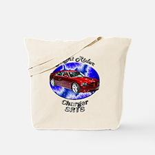 Dodge Charger SRT8 Tote Bag