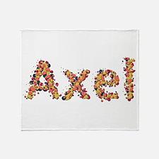 Axel Fiesta Throw Blanket