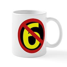 Anti Sixers Small Mug