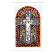 Benediction Postcards (Package of 8)