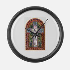 Benediction Large Wall Clock