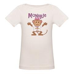 Little Monkey Monique Tee