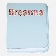 Breanna Fiesta baby blanket