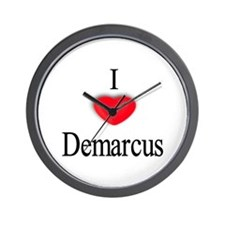 Demarcus Wall Clock