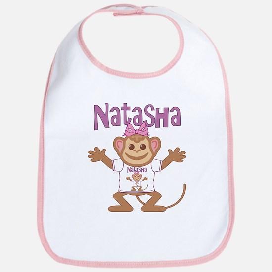 Little Monkey Natasha Bib