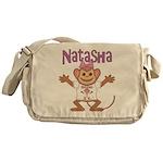 Little Monkey Natasha Messenger Bag