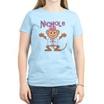 Little Monkey Nichole Women's Light T-Shirt