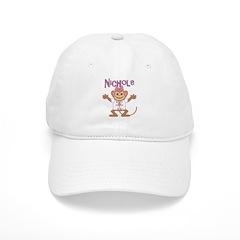 Little Monkey Nichole Baseball Cap