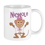 Little Monkey Nichole Mug