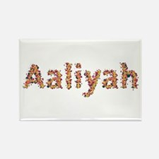 Aaliyah Fiesta Rectangle Magnet